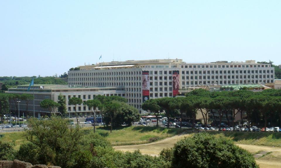 FAO Headquarters, Rome