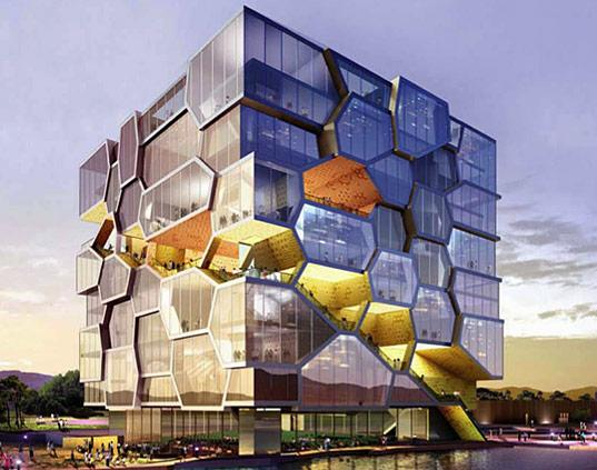 ACME design for new UN building