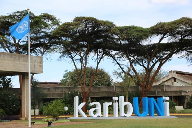 UN Office at Nairobi, Kenya